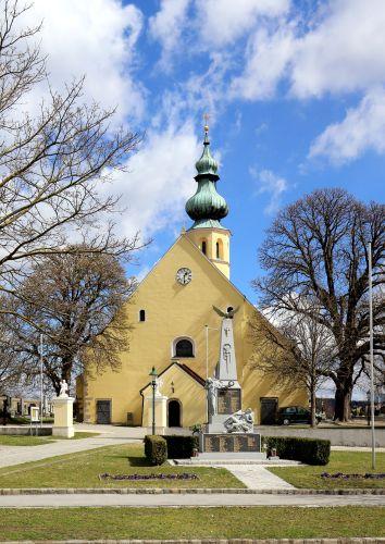Pfarrkirche Harmannsdorf