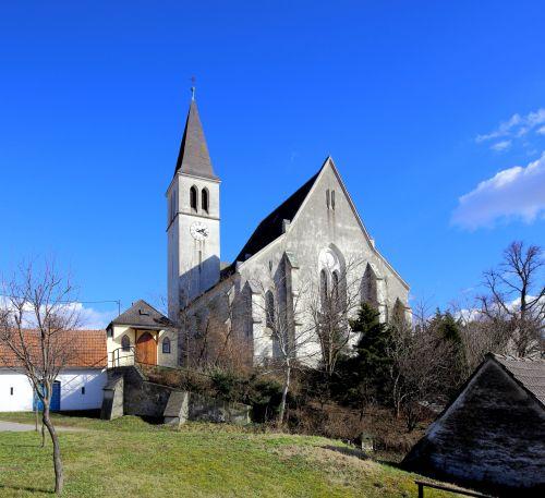 Pfarrkirche Stetten