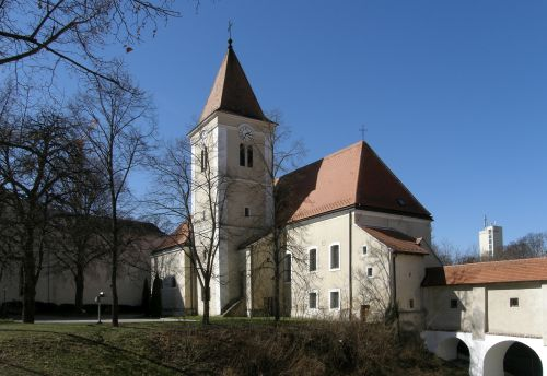 Pfarrkirche Asparn an der Zaya