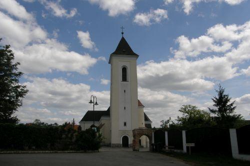 Pfarrkirche Gaubitsch