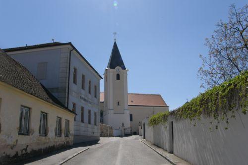 Pfarrkirche Großharras