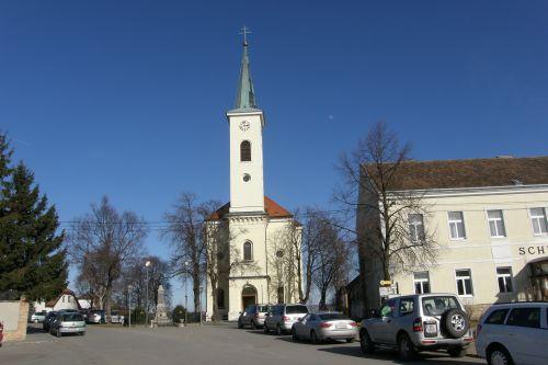 Pfarrkirche Hanfthal