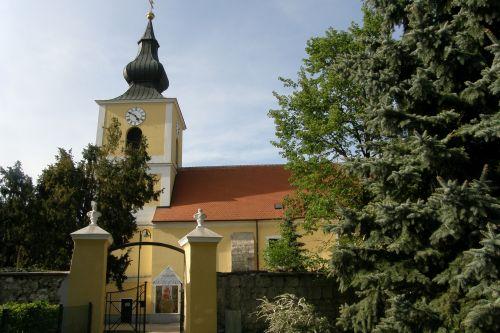 Pfarrkirche Patzmannsdorf
