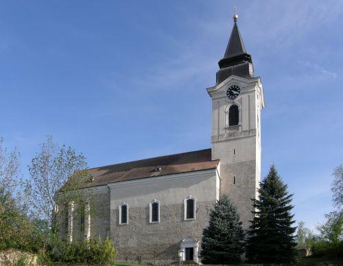 Pfarrkirche Stronsdorf