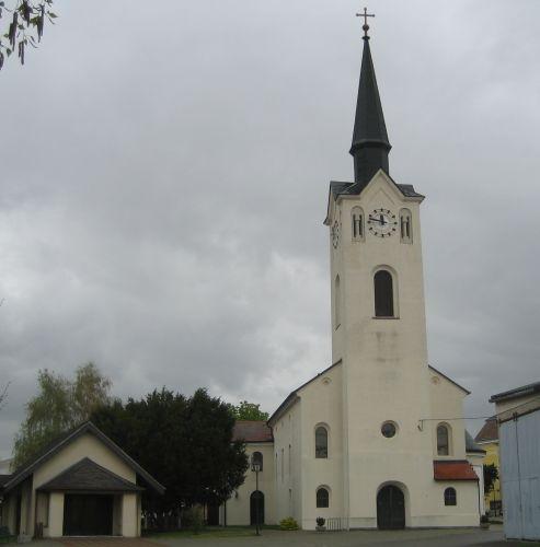 Pfarrkirche Wulzeshofen