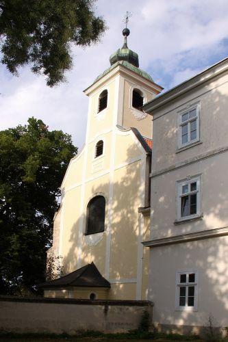 Pfarrkirche hl. Radegundis
