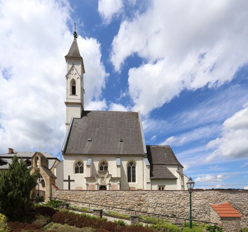 Pfarrkirche Seebenstein