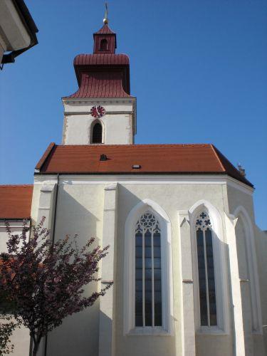 Pfarrkirche Mariä Schutz