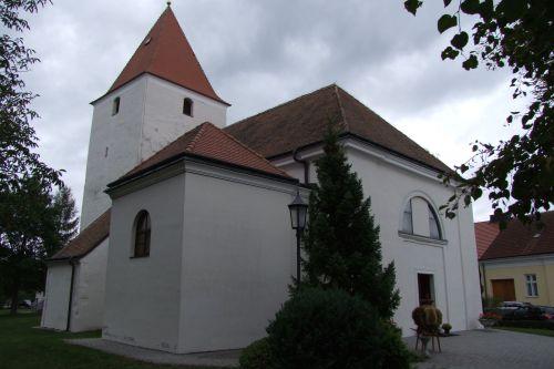 Pfarrkirche Haringsee
