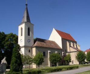 Pfarrkirche Marchegg