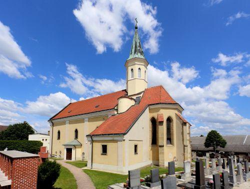 Pfarrkirche Markgrafneusiedl