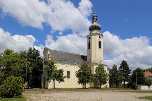 Pfarrkirche Obersiebenbrunn