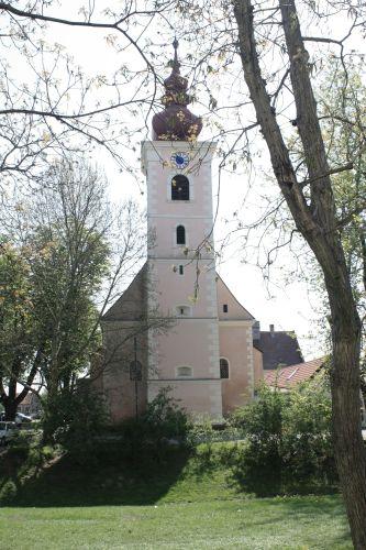 Pfarrkirche Orth an der Donau