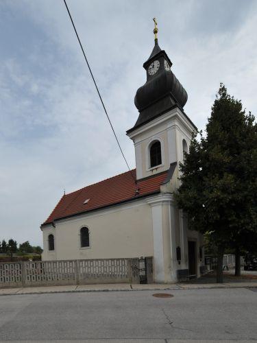 Pfarrkirche Stopfenreuth