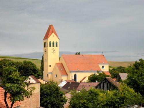 Pfarrkirche Eibesthal