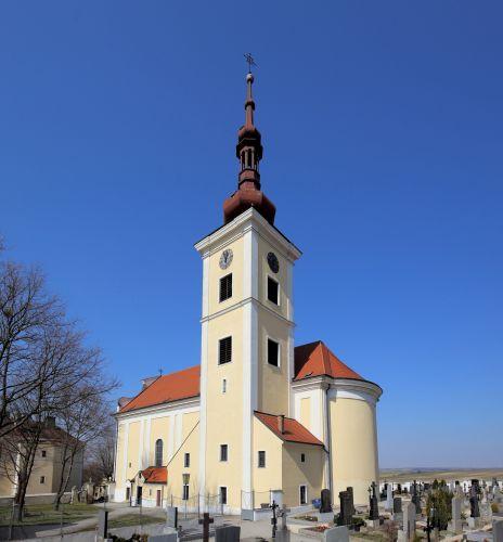 Pfarrkirche Hohenruppersdorf