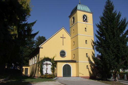 Pfarrkirche Kleinharras