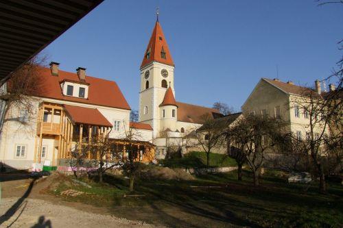 Pfarrkirche Martinsdorf