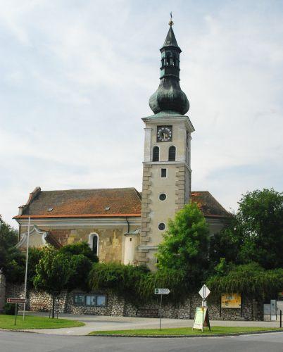 Pfarrkirche Niedersulz