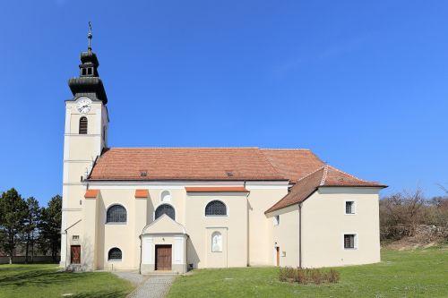 Pfarrkirche Obersulz