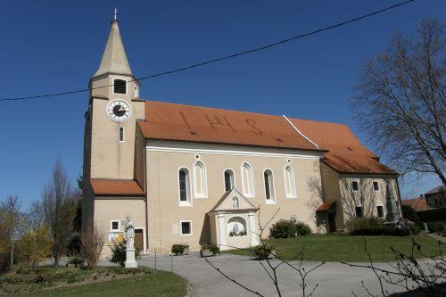 Pfarrkirche Paasdorf