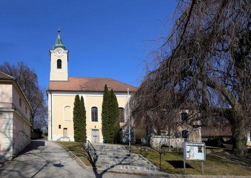 Pfarrkirche Pellendorf