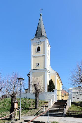 Pfarrkirche Schrick