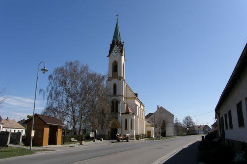 Pfarrkirche Siebenhirten