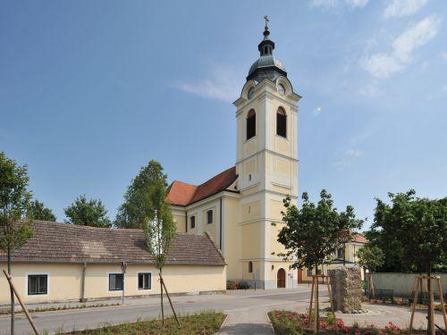 Pfarrkirche Biedermannsdorf