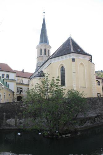 Pfarrkirche Gumpoldskirchen