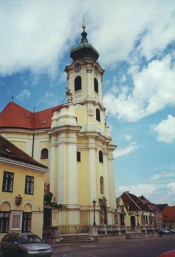 Pfarrkirche Laxenburg