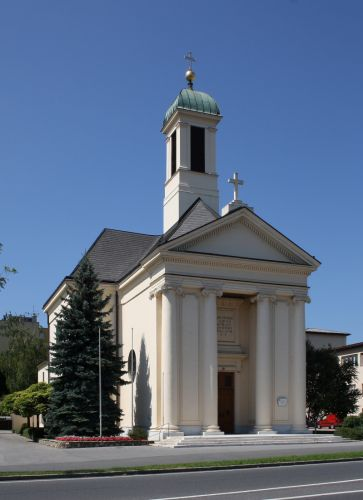 Pfarrkirche Wiener Neudorf