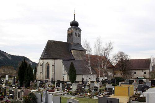 Pfarrkirche Muthmannsdorf