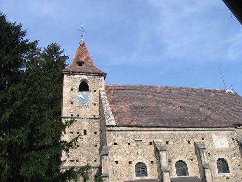 Pfarrkirche Pottschach