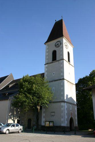 Pfarrkirche Puchberg am Schneeberg