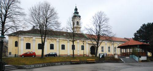 Pfarrkirche Laab im Walde