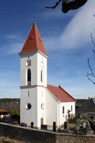 Pfarrkirche Dreistetten