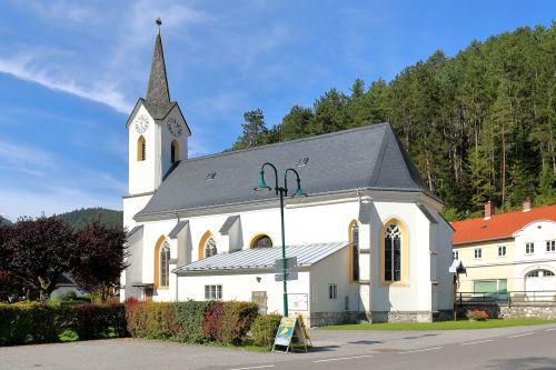 Pfarrkirche Gutenstein