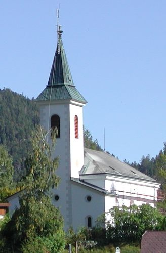 Pfarrkirche Rohr im Gebirge