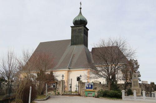 Pfarrkirche Scheuchenstein
