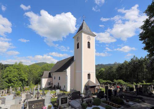 Pfarrkirche Waidmannsfeld