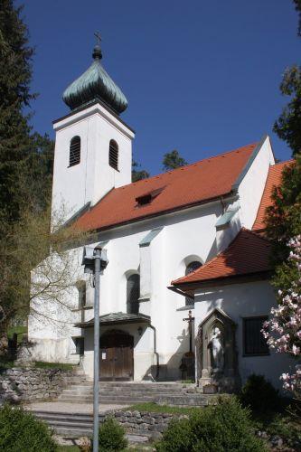 Pfarrkirche Waldegg