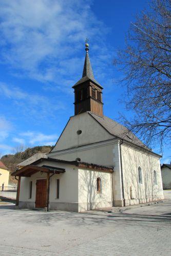 Pfarrkirche Wopfing