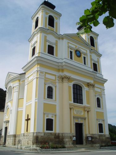Wallfahrtskirche Hafnerberg