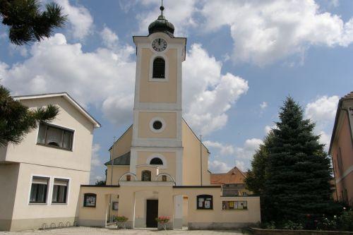 Pfarrkirche Bernhardsthal