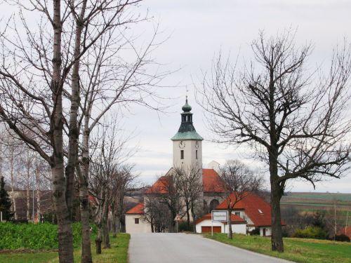 Pfarrkirche Drasenhofen
