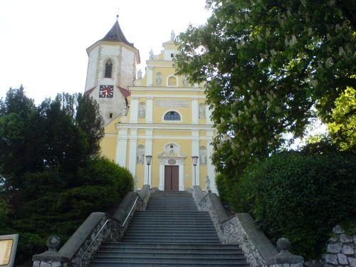 Pfarrkirche Falkenstein
