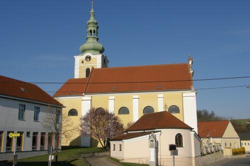 Pfarrkirche Ottenthal