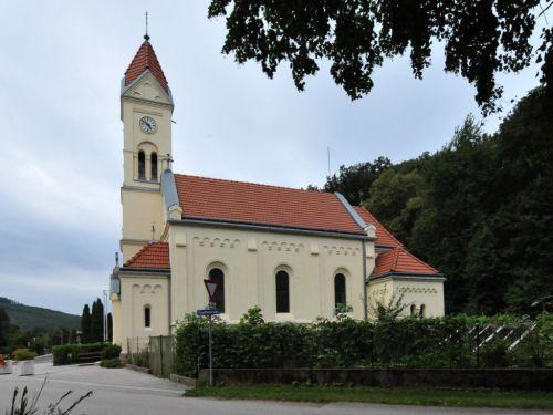 Pfarrkirche Wolfsgraben
