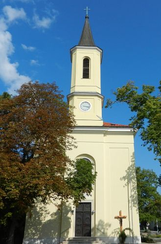 Pfarrkirche Ebergassing